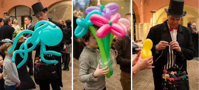 ballonkunstenaar - perfecte mobiele kinderanimatie