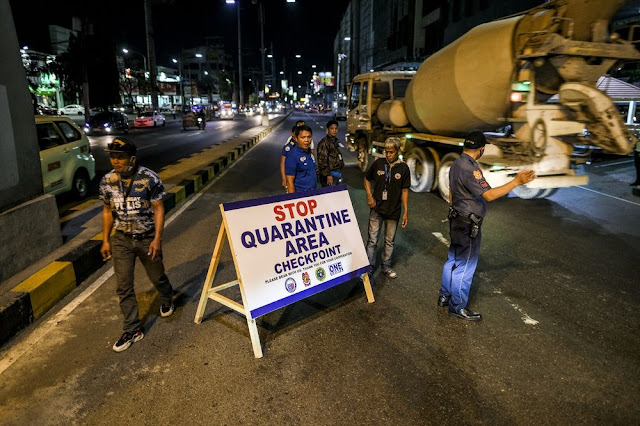 LIST: Road Checkpoint during Metro Manila quarantine