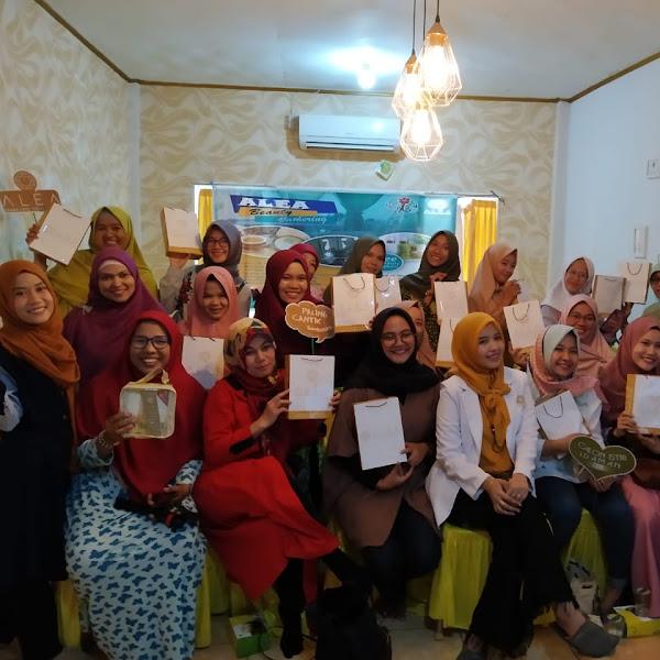 Skincare Di Alea Beauty Care (Kerja Sama Blogger Bengkulu dan Alea Beauty Cosmetic)