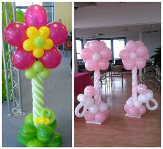 columna-de-flores-con-globos
