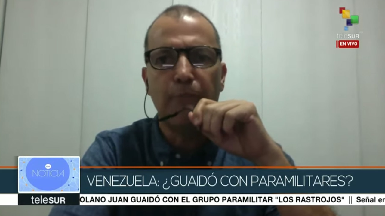 Cañizares: Élites colombianas han exportado el paramilitarismo a Vzla.