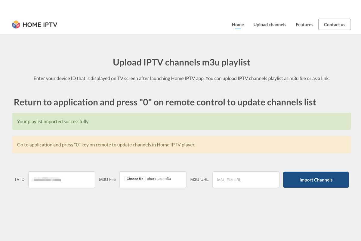 Come vedere Tvheadend su TV Samsung