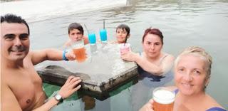 Vök Baths, los más nuevos y modernos de Islandia.