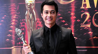 Eza Gionino sctv awards