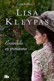 Escándalo en primavera   Wallflowers #4   Lisa Kleypas
