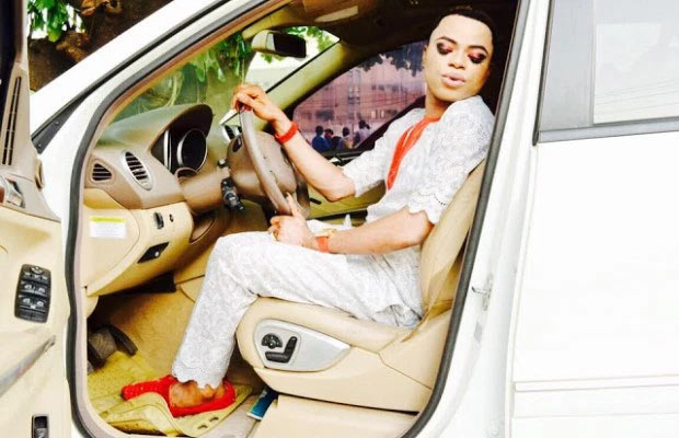 I'm not gay but my online trends fetch me more clients - Bobrisky
