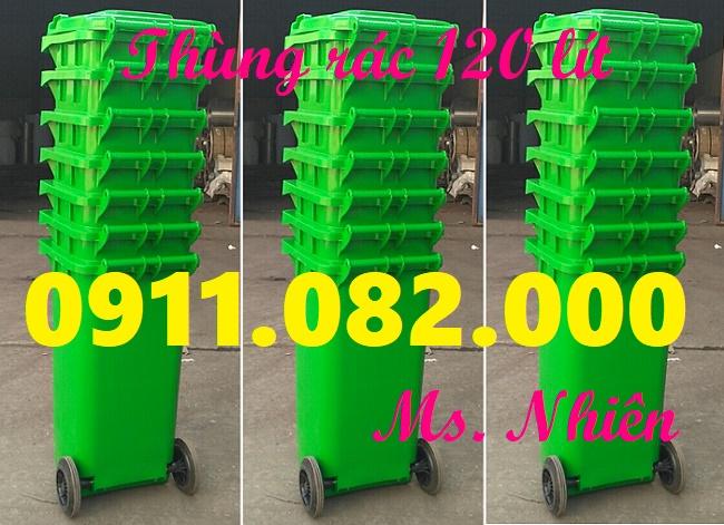 Giảm giá thùng rác 120 lít 240 lít 660 lít giá rẻ- thùng rác giá sỉ lẻ- 0911.082.000