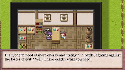 Gaels Quest Game Screenshot 4