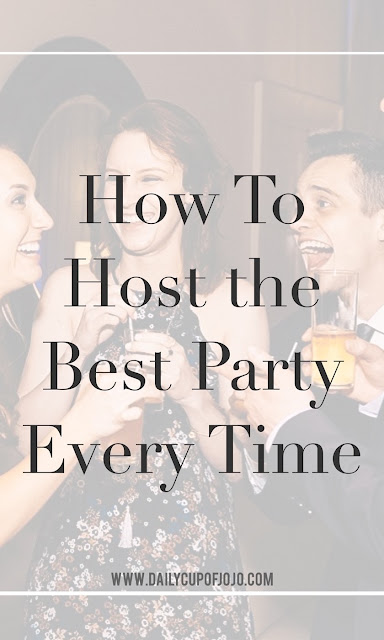 host a party | how to host a party | party tips and tricks | hosting a dinner | how to hold a friendsgiving | friendsgiving ideas | party themes | wedding reception ideas | throw a party | party ideas | how to throw a party