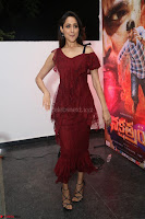 Pragya Jaiswal in Stunnign Deep neck Designer Maroon Dress at Nakshatram music launch ~ CelebesNext Celebrities Galleries 003.JPG