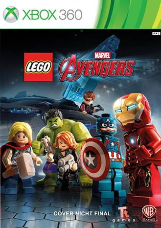 LEGO Marvels Avengers [Jtag/RGH + DLC] - Download Game Xbox New Free