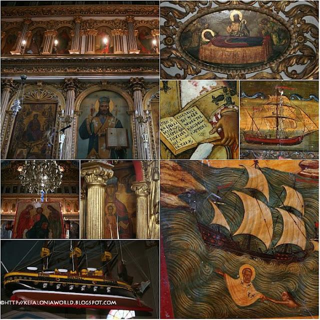 St. Nicholas in Greek Orthodox tradition