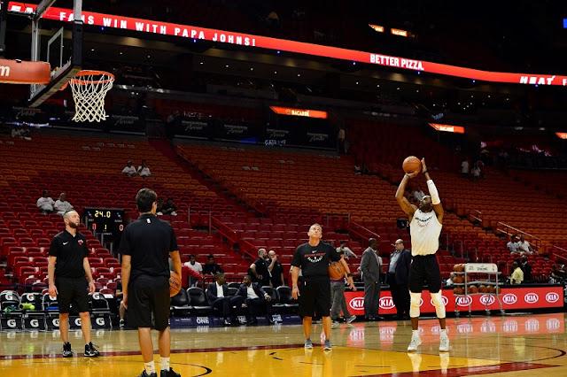 Jogos da NBA no American Airlines Arena em Miami