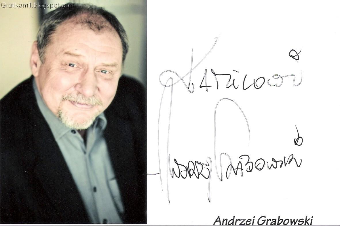 Andrzej Grabowski Twitter: GrafKamil: 29. Andrzej Grabowski