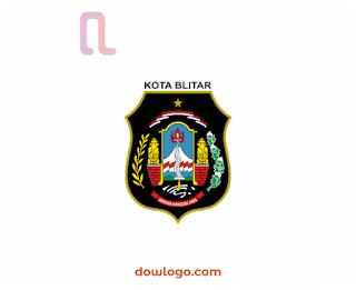 Logo Kota Blitar Vector Format CDR, PNG