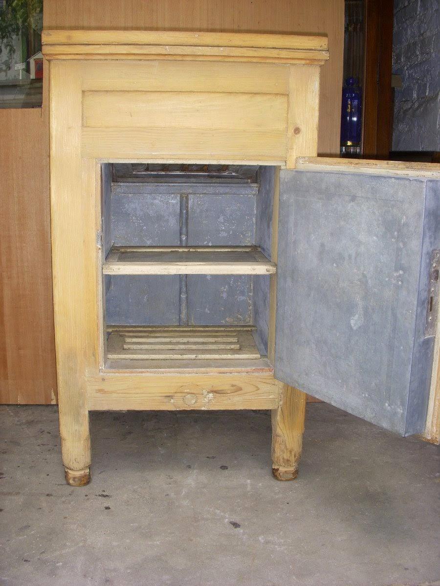Tecnologia 1975 Refrigerador