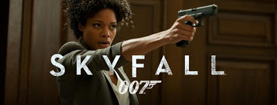 Naomie Harris as Eve Skyfall