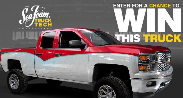 Advance Auto Parts, Sea Foam and PowerNation want you to enter weekly for a chance to win this 2014 Chevrolet Silverado truck that was built on the show!