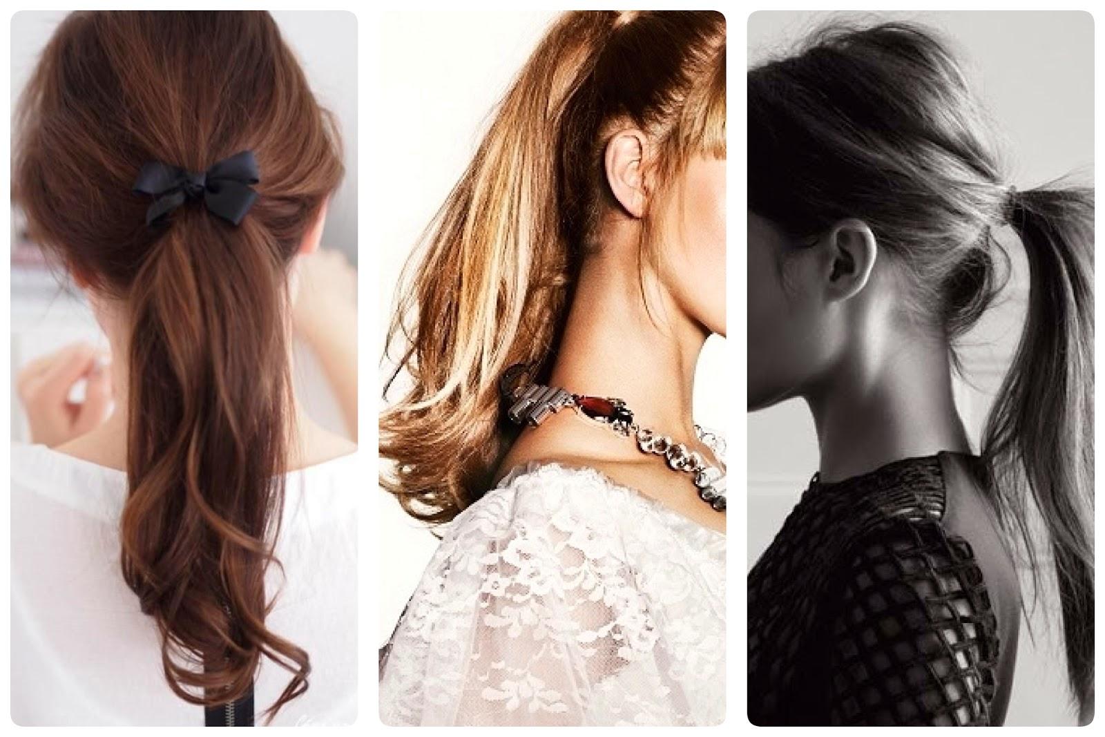 Peinados de boda: Novias con coleta
