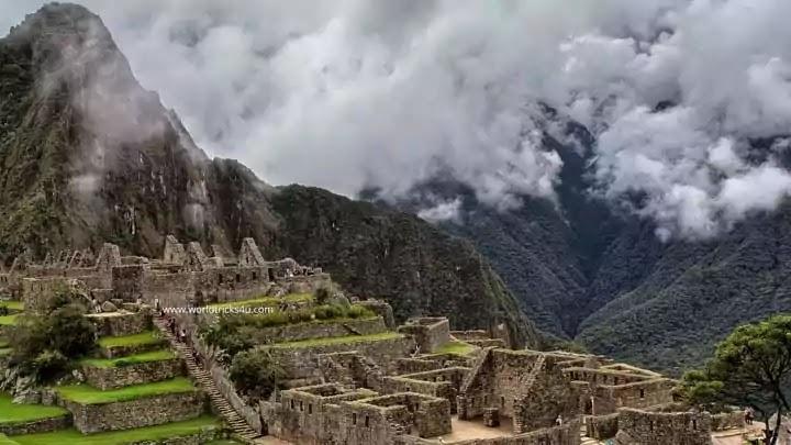 माचू पिच्चू Machu Picchu (Peru )