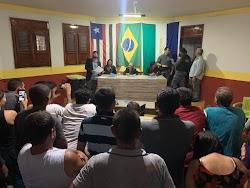 Decisão do Tribunal de Justiça volta a empossar a vereadora Belzarina presidente da câmara de vereadores de Santa Filomena do Maranhão