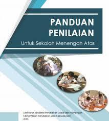 Panduan Penilaian SMA Kurikulum 2013 Revisi 2016