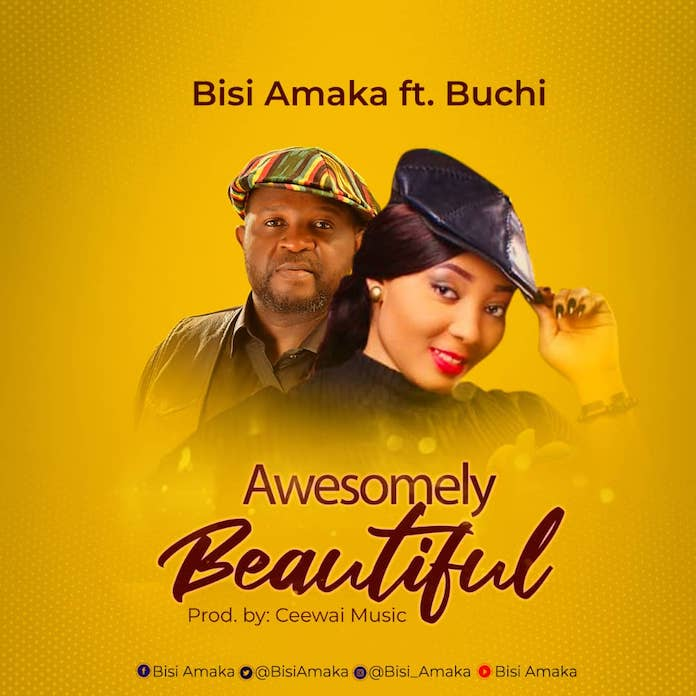 Bisi Amaka - Awesomely Beautiful Mp3 Download