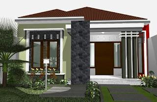 Model model Rumah minimalis terbaru yang elegan dan modern