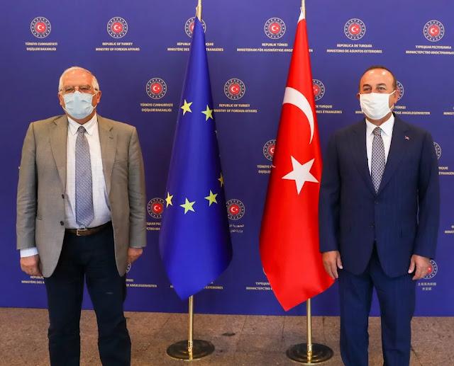 Ο Ερντογάν ξέρει τις αδυναμίες της ΕΕ