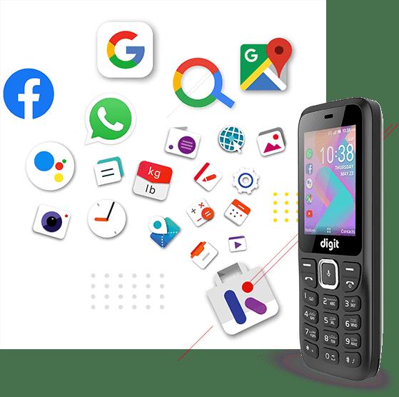 JAZZ 4G DIGIT MOBILE- Jazz Introduce New 4G Mobiles