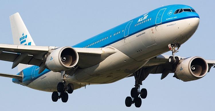 KLM Hava Yolları İstanbul Şubesi Ofisi