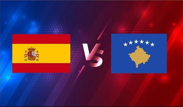 بث مباشر مباراة اسبانيا وكوسوفو