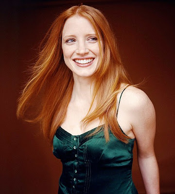 a1f06ad3b7ba3 With her piercing gaze and a commanding presence, it came as no surprise  that Jessica Chastain went from being a relative newcomer to acting in  high-profile ...