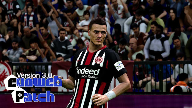 EvoWeb Patch 3.0 For eFootball PES 2020