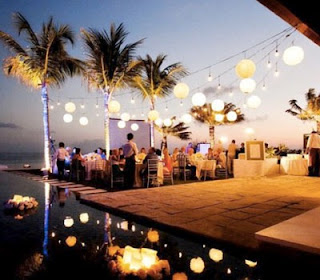 Looks more luxurious, let's take a peek at 5 tips for making outdoor wedding decorations