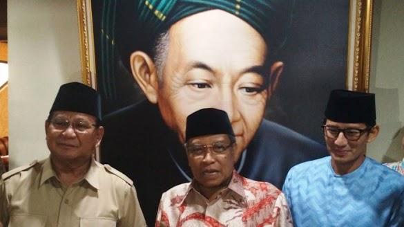 Sinyal Ketum PBNU, Warga NU Tak Usah Takut Dukung Prabowo, Fahri Hamzah: Alhamdulillah