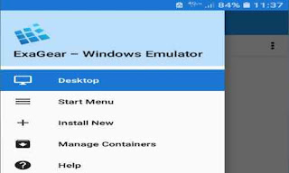 Exagear windows emulator