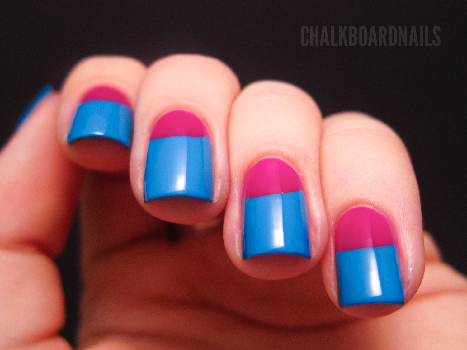 Dark Half Moons On Fingernails (page 4) - Pics about space