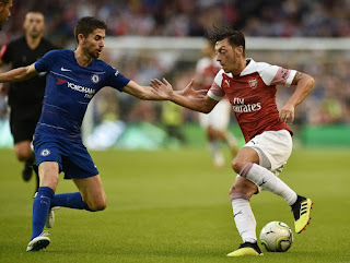 Arsenal vs Chelsea Highlights Today 19/1/2018 online Premier League