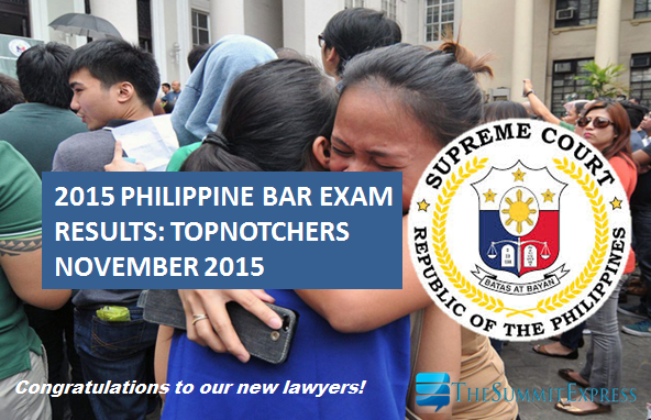 UP Law grad Rachel Angeli Miranda tops 2015 bar exam