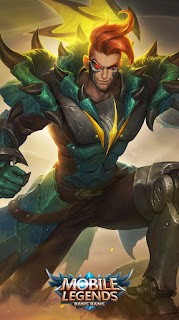 Claude Mecha Dragon Heroes Marksman of Skins V2