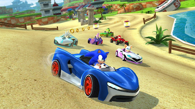 Best Apple Arcade Games Sonic Racing