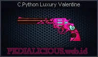 C. Python Luxury Valentine