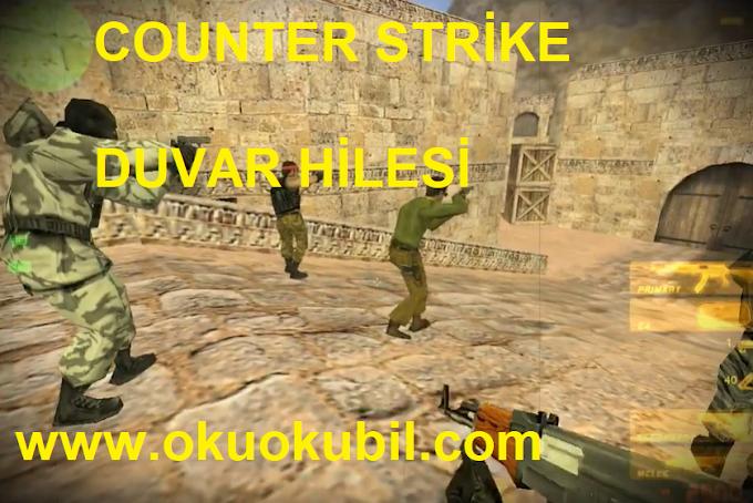 Counter Strike 1.6 v4.1 Duvar Hilesi Her Server İçin İndir 2020