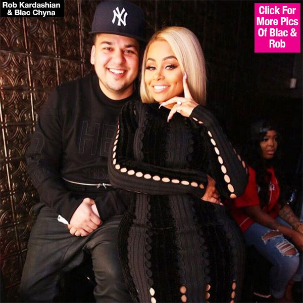 Blac Chyna Reveals: How I Saved Rob Kardashian & We Fell In Love