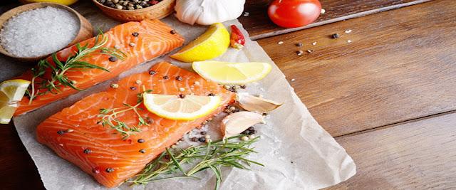 Salmon-Fish-weight-gain