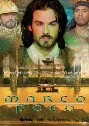Ian Somerhalder filme Marco Polo damon salvatore gato lindo the vampire diares o diário do vampiro filme férias aventura história china Veneza Marco Polo