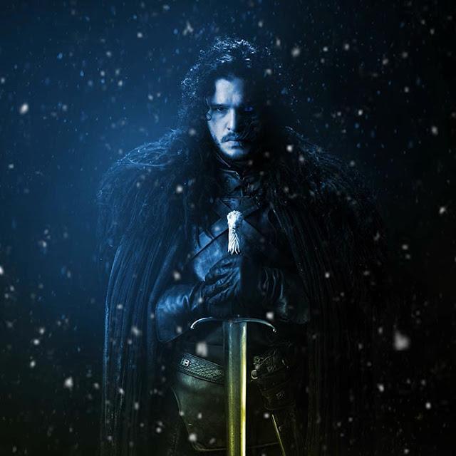 Jon Snow Animated (Game of Thrones) Wallpaper Engine