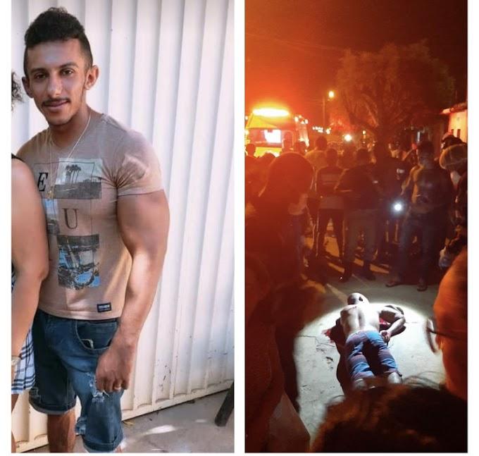 Popular é morto a bala em Cajazeiras nesta quinta-feira