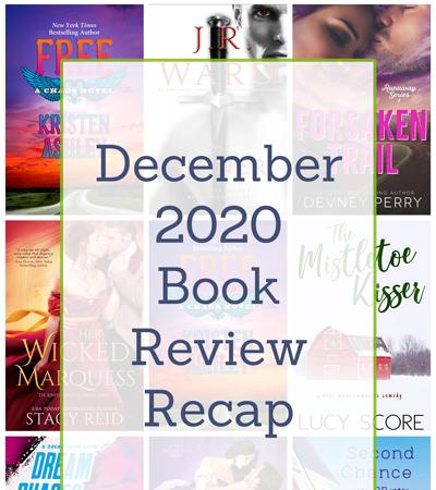 December 2020 Book Review Recap